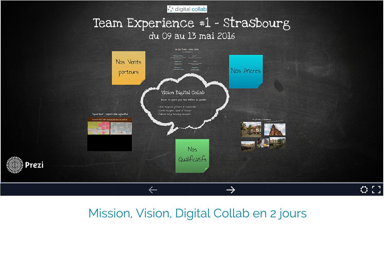 Team experience Strasbourg